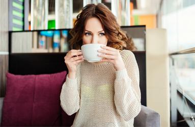 Arkanıza Yaslanıp Bir Kahve İçmek Sizin De Hakkınız