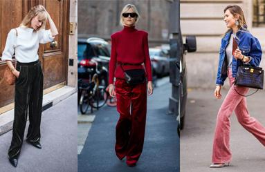 Kış Sezonun Trendi Olan Kadife Pantolonların Bakımı