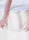 Yatak Koruyucu Kuru Temizleme (İnce)